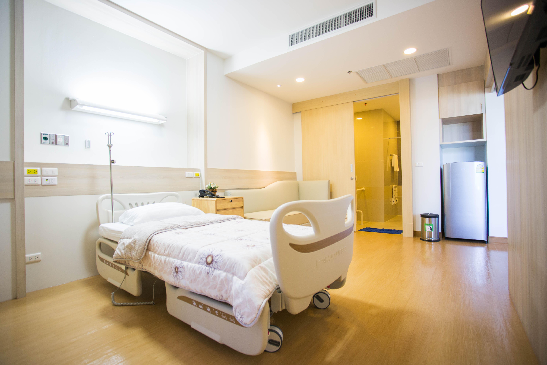 Phuket Hospital Room